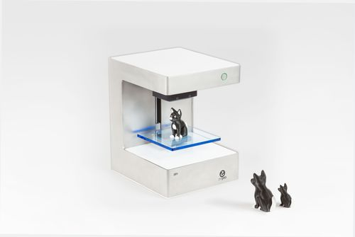 Zeepro Introduces Zim, the First Dual Head Personal 3D Printer Fully Plug & Play