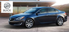 A quite a bit of work has gone into improving the 2014 Buick Regal to the point of being able to compete with similar vehicles in the same class from Europe.  (PRNewsFoto/Cavender Buick GMC North)
