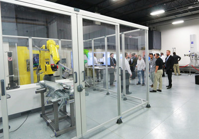 ZEISS Car Body and Automated Inspection Center in Michigan