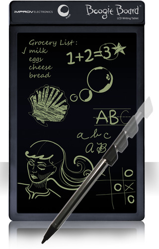 Global Demand for Boogie Board(TM) LCD Writing Tablet Powers Movement to Go Paperless