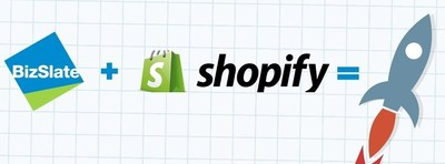 BizSlate + Shopify = Launch for Success!