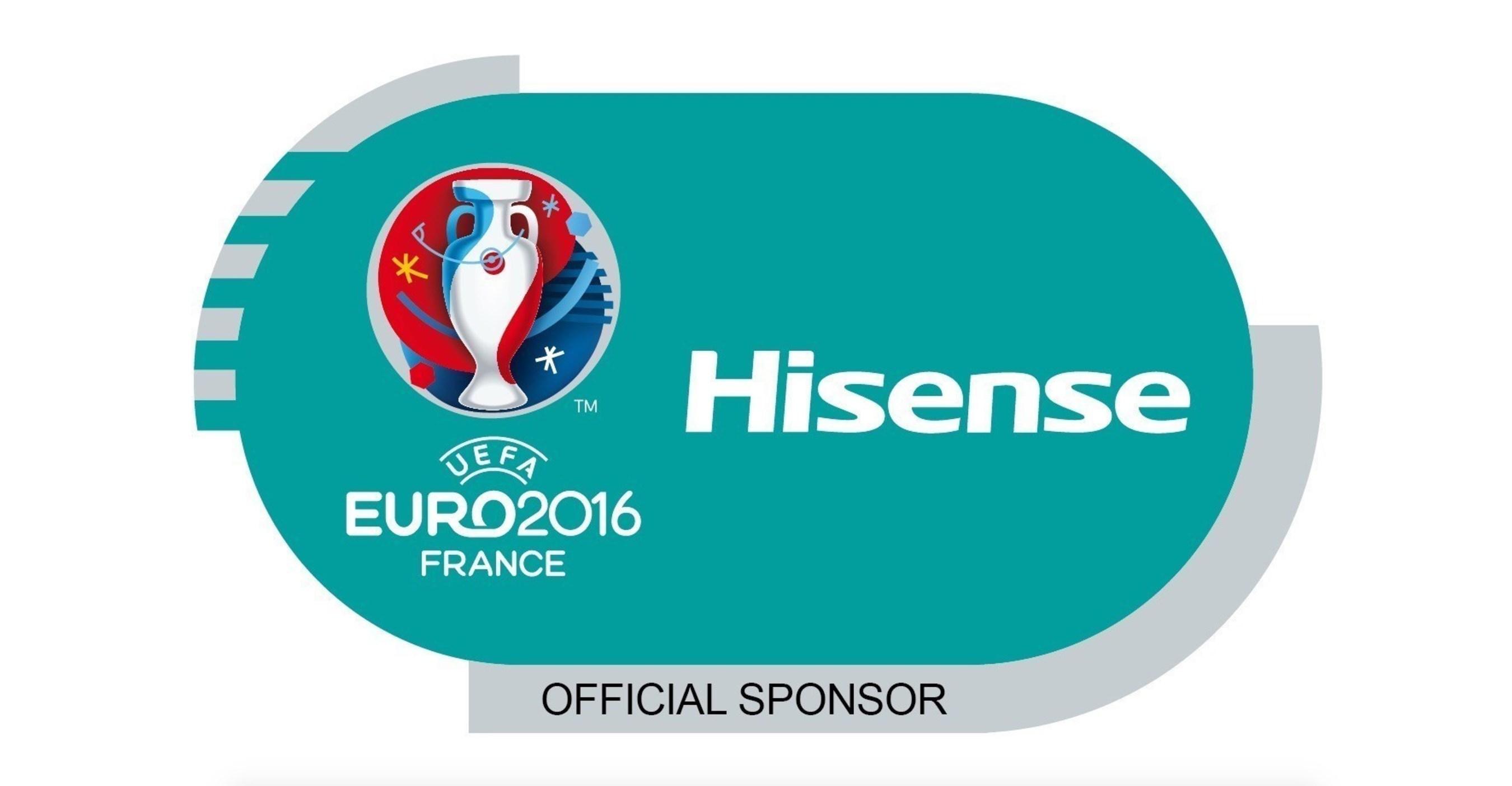 Hisense wird 10. Global Partner der UEFA-Europameisterschaft 2016