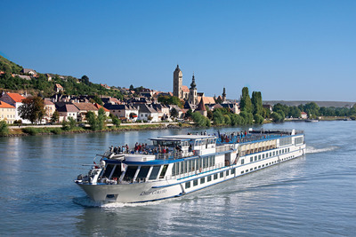 "Grand Circle Cruise Line has been rated the ""World's Best River Cruise Line"" in Conde Nast Traveler's 2013 Readers' Choice Awards. The fleet offers 22 river and small ship cruises and cruise tours, award-winning hospitality, expert guides, and itineraries that engage travelers with local people and their ways of life.  Grand Circle Cruise Line offers a four-star experience at a three-star price and solo-friendly programs for this growing demographic. (PRNewsFoto/Grand Circle Cruise Line)"