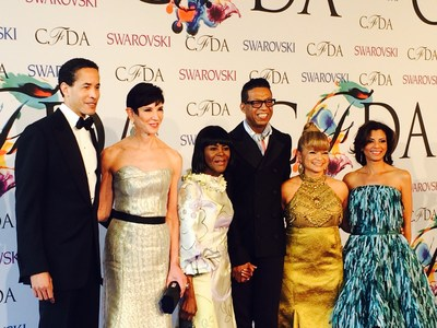 Charles Phillips, Amy Fine Collins, Cicely Tyson, B Michael, Kathryn Chenault, Karen Phillips