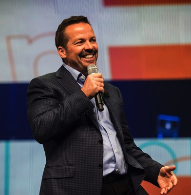 BK Boreyko, Vemma Founder and CEO (PRNewsFoto/Vemma Nutrition Company)