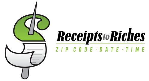 ReceiptsToRiches.com logo.  (PRNewsFoto/ReceiptsToRiches.com)