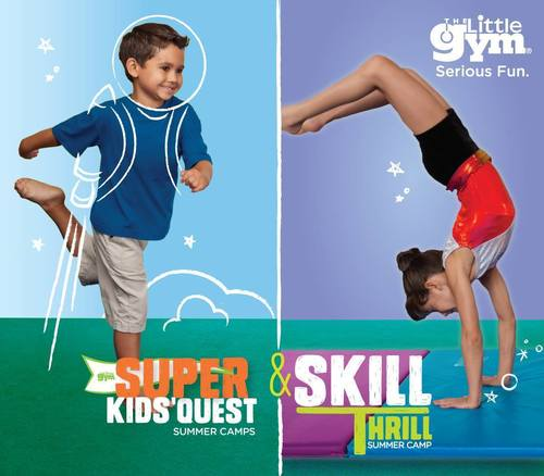 Completely reworked around a new camp format, the Super Kids' Quest Summer Camp challenges children to ...