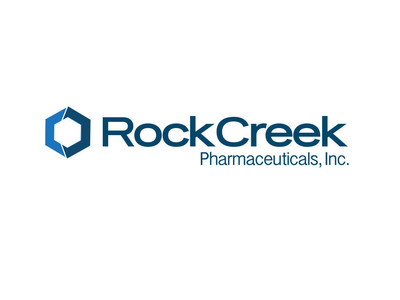 Rock Creek Pharmaceuticals (PRNewsFoto/Rock Creek Pharmaceuticals, Inc.) (PRNewsFoto/Rock Creek Pharmaceuticals, Inc.) (PRNewsFoto/Rock Creek Pharmaceuticals_ Inc_)