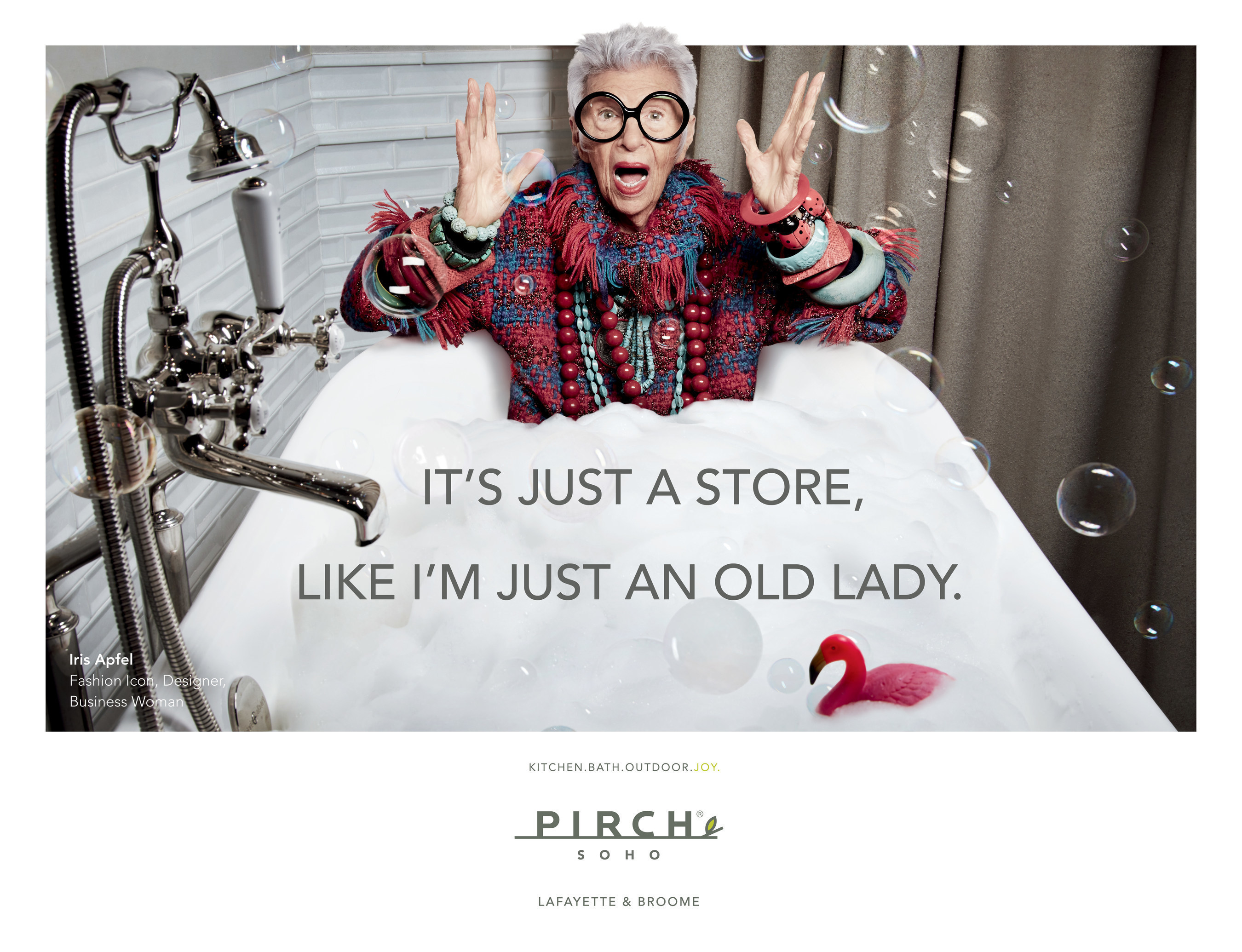 Pirch Launches New Marketing Campaign Timed to Opening of Flagship Manhattan Showroom