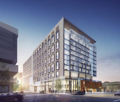 White Lodging announced it will develop a dual-branded AC Hotel by Marriott and Autograph Collection hotel adjacent to the University of Texas campus. The hotel is scheduled to open in 2019, and is one of two properties announced by the company Wednesday that will add around 1,000 hotel rooms to downtown Austin.