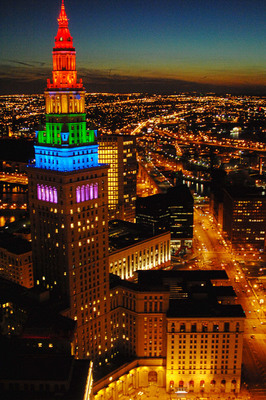 The Human Rights Campaign is committed to equality in sports. It is a sponsor of the 2014 Gay Games presented by the Cleveland Foundation scheduled August 9-16 in Cleveland and Akron, Ohio.  (PRNewsFoto/Gay Games)