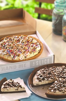 Baskin-Robbins introduces its Polar Pizza available in four delicious featured flavors