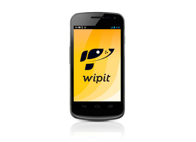 The Wipit Mobile Wallet App is available for download at Google Play.  (PRNewsFoto/Wipit, Inc.)