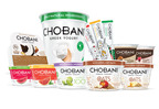 Chobani Introduces product innovations that push Greek Yogurt beyond breakfast. (PRNewsFoto/Chobani, LLC)