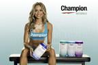 Celebrity Trainer and Champion Naturals Spokesperson, Christine Bullock