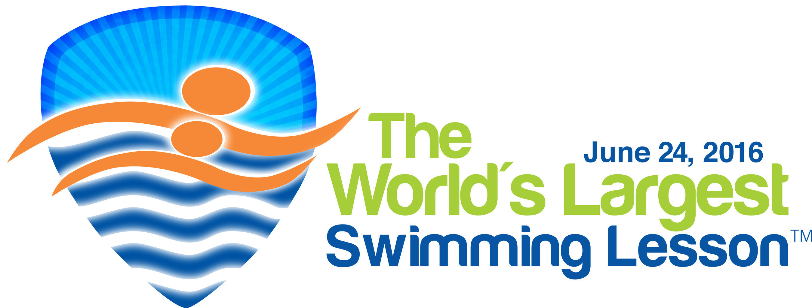 More than 45,000 swimmers expected to participate in World's Largest Swimming Lesson on Friday, June 24 to help prevent childhood drowning. More drowning accidents happen in June than any other month. Drowning is the leading cause of accidental death for children ages 1-4. Kids at 700 locations in 24 countries around the globe along with Olympic Gold Medalists Rowdy Gaines and Janet Evans uniting for the 7th straight year to set a new record and send the message Swimming Lessons Save Lives. #WLSL #Learn2Swim #DrowningIsPreventable @TheWLSL