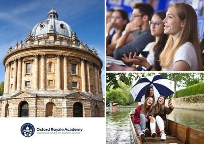 Sommerschule der Oxford Royale Academy gewinnt renommierten Bildungspreis