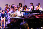 Pianist Kimball Gallagher Wows Students at Beijing's Keystone Academy