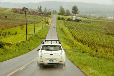 Visitors Give Back to Oregon Through the Travel Oregon Forever Fund, Including the Oregon Wine Country Electric Vehicle Byway Alliance