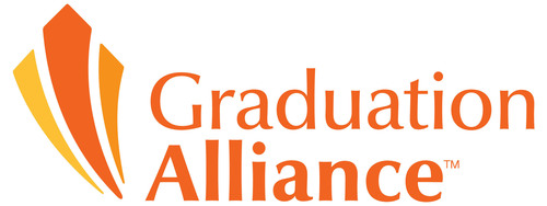 Graduation Alliance partners with school districts across the United States to provide the flexibility, academic interventions and social support at-risk learners need to get to graduation day. (PRNewsFoto/Graduation Alliance)