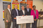 The Krystal(R) Company, known as the oldest quick service restaurant chain in the South, is working to be more sustainable through initiatives such as upgrading fixtures to energy-efficient LEDs. On Oct.16, Georgia Power joined Krystal(R) leaders to present Krystal(R)  with a $64,000+ rebate check for the completion of upgrades.