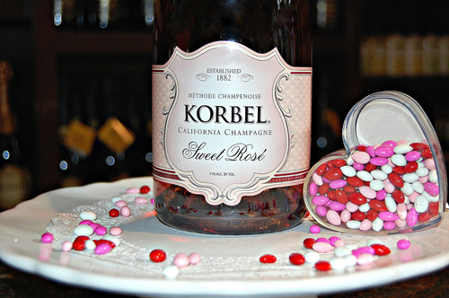 Sweet Bubbly for Your Sweetheart This Valentine's Day