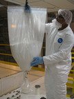 ILC Dover Engineered Controls Allow Safe Nanomanufacturing.  (PRNewsFoto/ILC Dover)