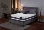 Every new iComfort mattress features Serta's EverFeel(R) Triple Effects(TM) Gel Memory Foam, an advanced material infused with millions of gel beads that responds to the body's individual needs for comfort, support and temperature regulation.
