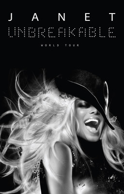 Janet Jackson Announces Third North American Leg To Unbreakable Tour