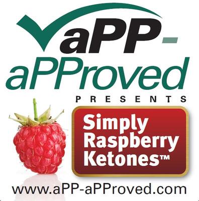 Simply Raspberry Ketones (TM) logo.  (PRNewsFoto/aProvenProduct)