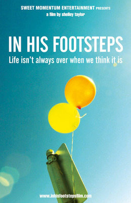 In His Footsteps film poster.  (PRNewsFoto/Sweet Momentum Entertainment)