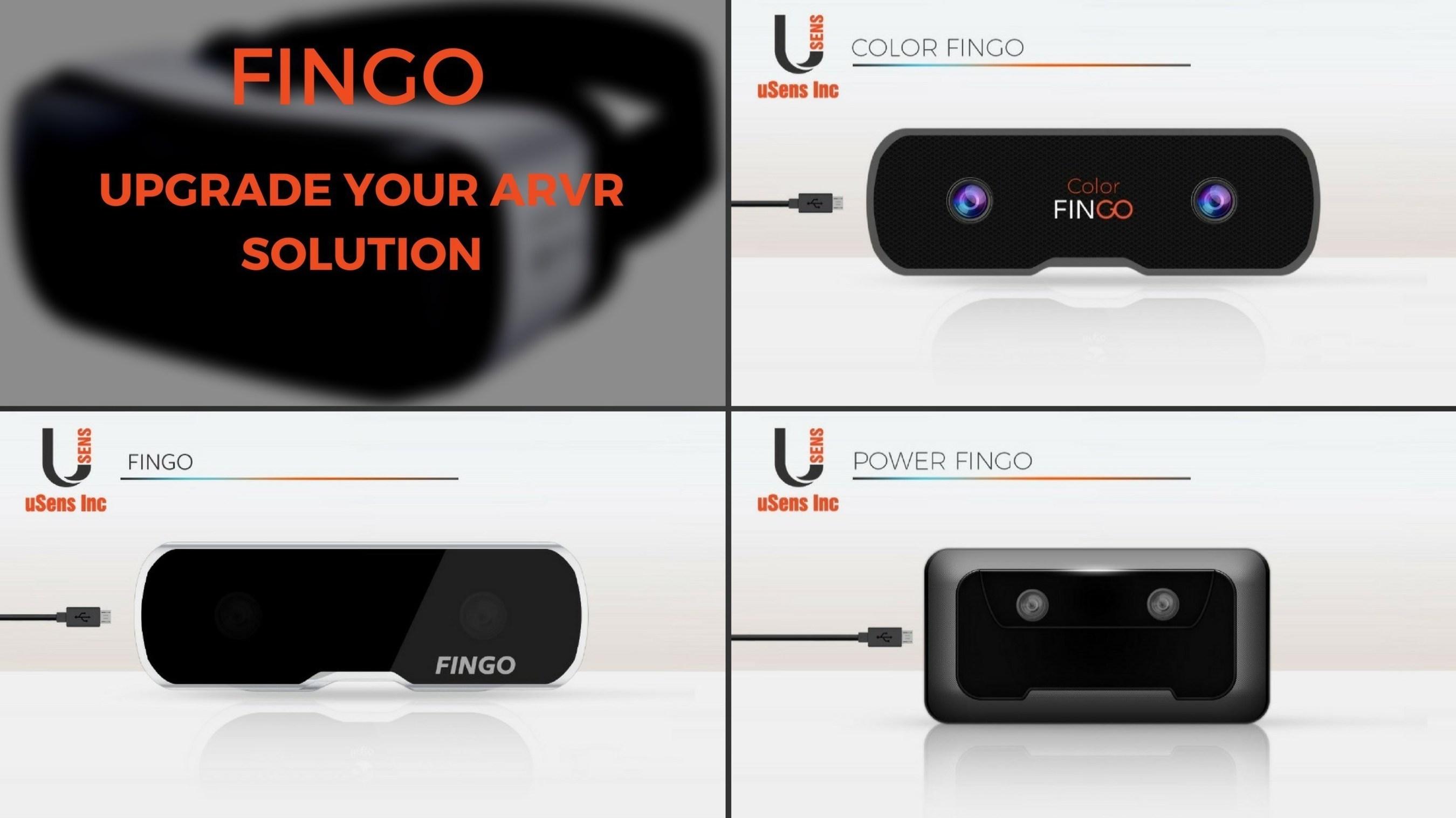 uSens New Fingo Hardware Series