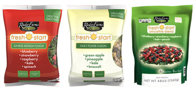 Rader Farms Fresh Start Blends