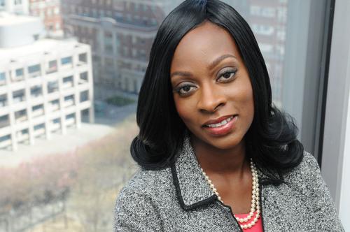 Monique L. Nelson, CEO, UniWorld Group.  (PRNewsFoto/UniWorld Group, Inc.)