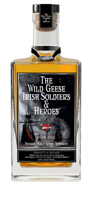 Wild Geese Irish Soldiers & Heroes Irish Whiskey - Single Malt