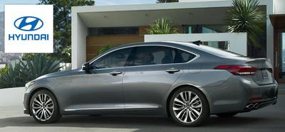 The all-new 2015 Genesis will soon be available at Phillipsburg-Easton Hyundai (PRNewsFoto/Phillipsburg-Easton Hyundai)