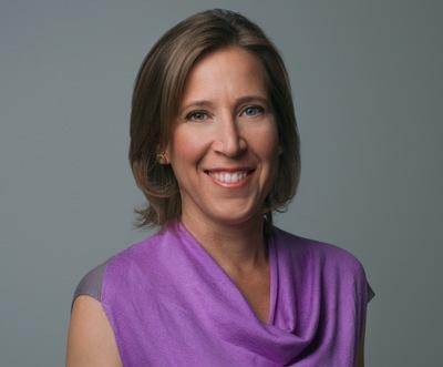 Susan Wojcicki (PRNewsFoto/UCLA Anderson School ...)