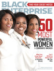 Black Enterprise February 2015 Cover - 50 Most Powerful Women in Corporate America