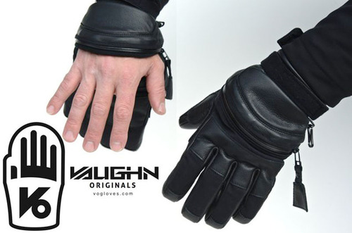 Kickstarter Campaign is Launched to Raise Funds for Innovative VO Gloves.  (PRNewsFoto/VO Gloves)