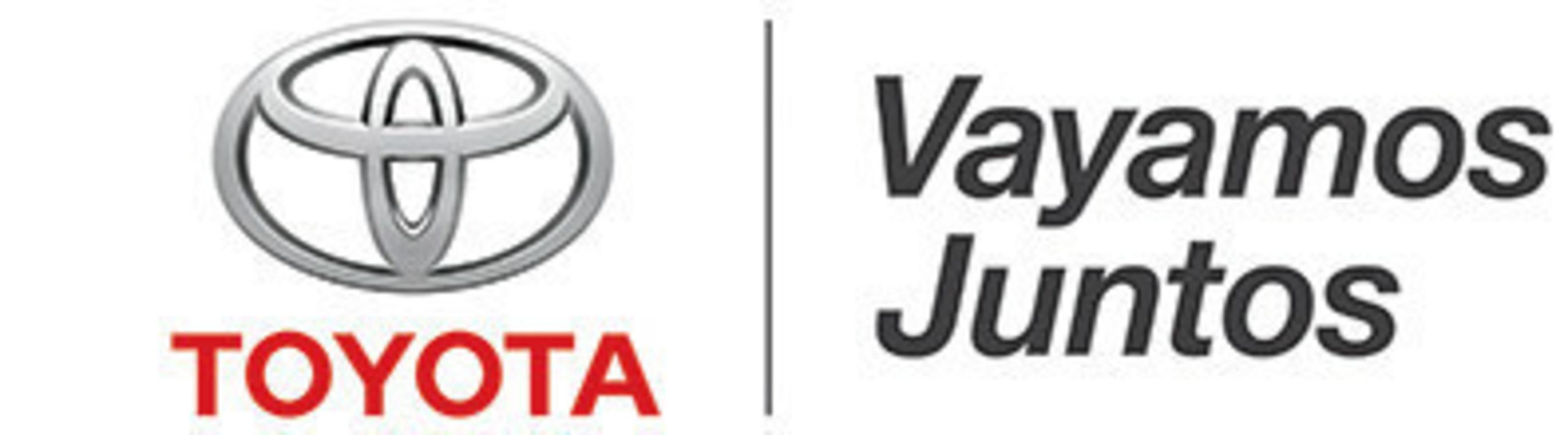 Toyota Vayamos Juntos logo