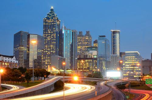 The Siegfried Group, LLP Announces New Atlanta Office.  (PRNewsFoto/The Siegfried Group, LLP)
