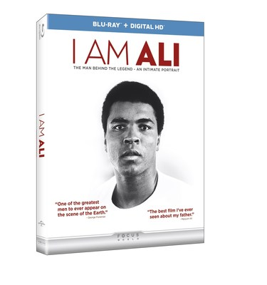Universal Pictures Home Entertainment: I Am Ali (PRNewsFoto/Universal Studios Home...)