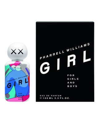 Pharrell Williams GIRL. (PRNewsFoto/SEPHORA)