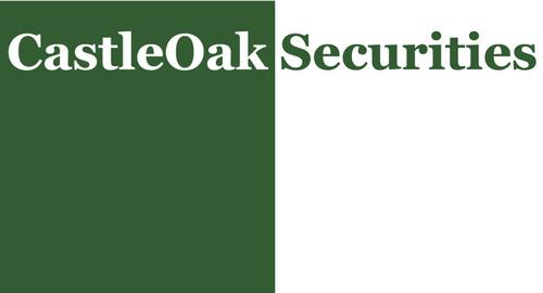 CastleOak Securities Logo. (PRNewsFoto/Cantor Fitzgerald) (PRNewsFoto/CANTOR FITZGERALD)