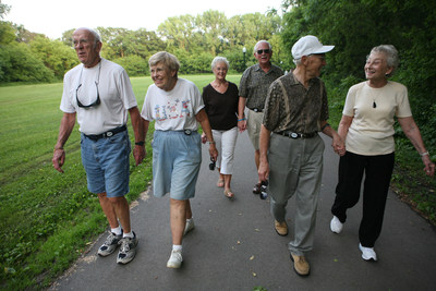 Residents of Albert Lea, Minnesota join Walking Moai groups to connect socially as part of Blue Zones Project movement to enhance longevity. Albert Lea joins the initiative's official ranks as a certified Blue Zones Community(R), nudging citizens to healthier choices.