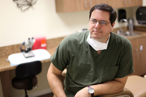 Dr. Marco Barusco is the founder of Tempus Hair Restoration and current Chairman of the American Society of Hair Restoration Surgery. Winner of the Patient's Choice Award for the last 5 years, Dr. Marco Barusco is the only board-certified hair transplant doctor in Central Florida who was originally trained and certified as a general surgeon. Known as The Trainer of hair transplant surgeons, Dr. Barusco has trained hundreds of hair transplant doctors from around the world currently working in the industry, along with helping thousands of patients get their hair back with natural hair transplants. (PRNewsFoto/Tempus Hair Restoration) (PRNewsFoto/TEMPUS HAIR RESTORATION)