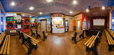 (panoramic view of the dental office).  (PRNewsFoto/Rodeo Dental & Orthodontics, Jonny Carroll)