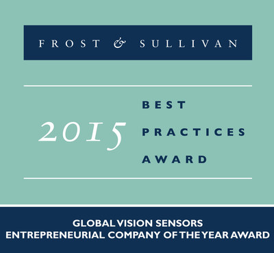 ifm efector receives the 2015 Entrepreneurial Company of the Year Award.