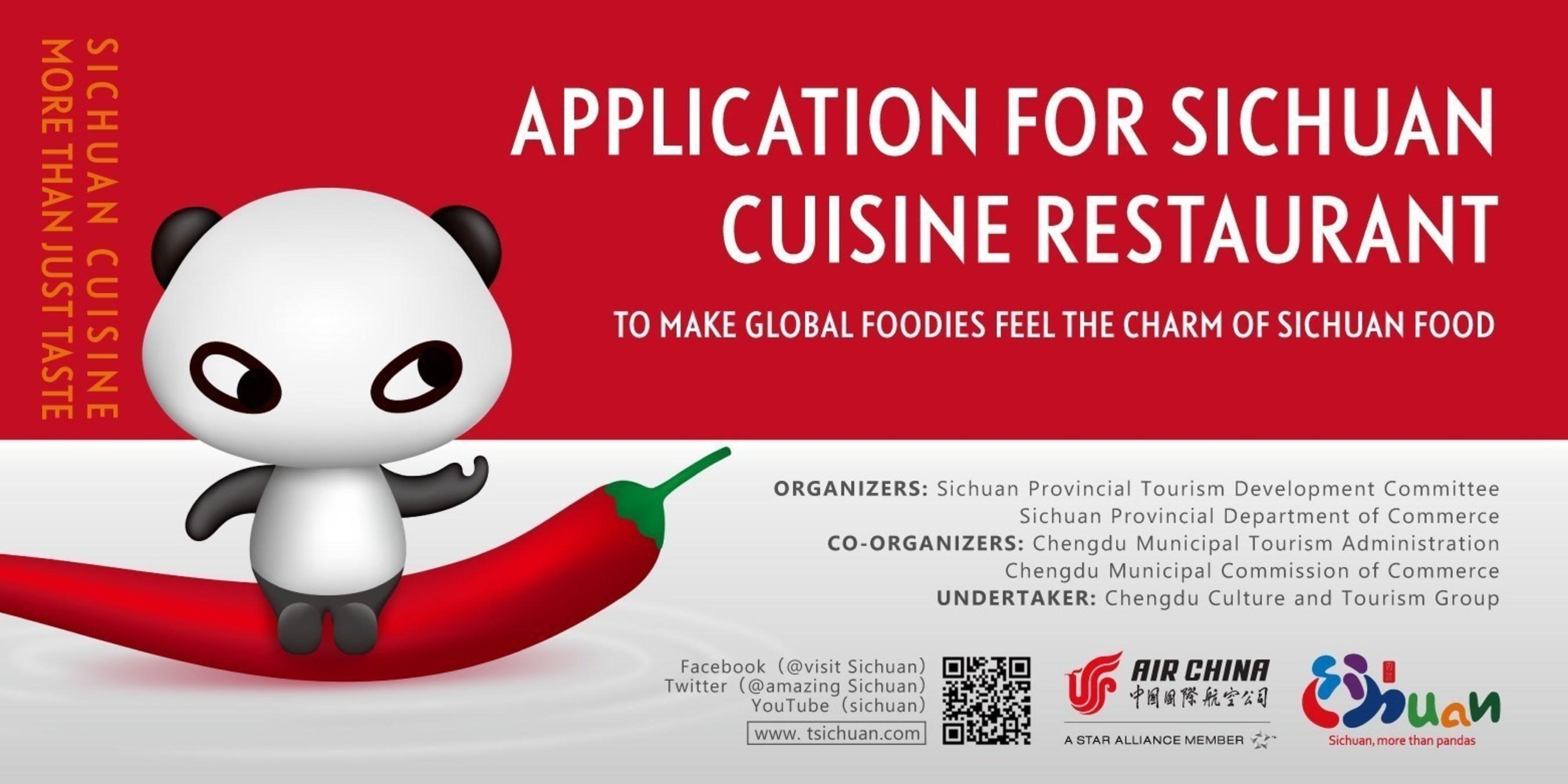 Application for Sichuan Cuisine Restaurant