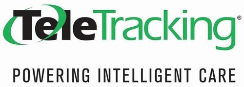 TeleTracking Logo (PRNewsFoto/TeleTracking) (PRNewsFoto/TeleTracking)